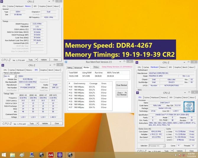 G.SKILL przedstawia najszybsze na rynku pamięci RAM 4266 MHz [1]