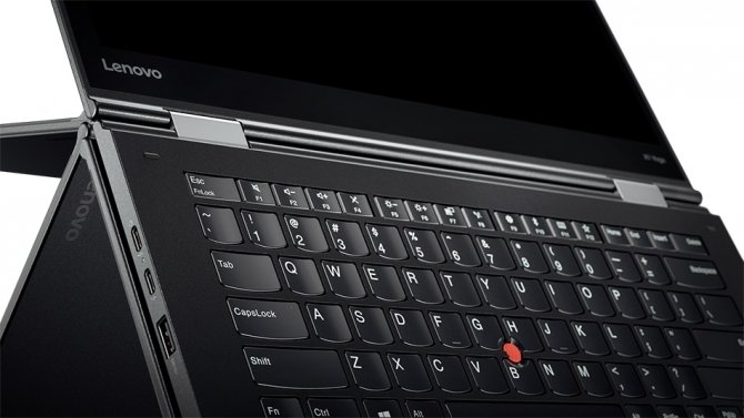 Lenovo na CES 2017: seria ThinkPad X1 oraz hybryda Miix 720 [7]