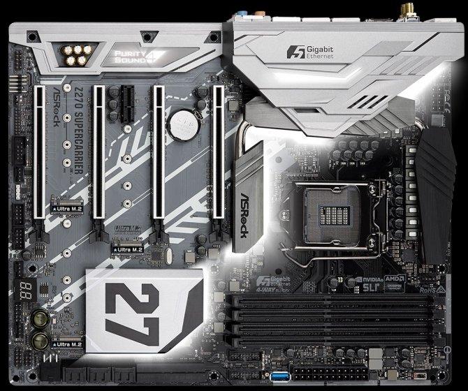 ASRock - Lista płyt głównych dla procesorów Intel Kaby Lake [2]