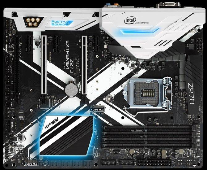 ASRock - Lista płyt głównych dla procesorów Intel Kaby Lake [3]