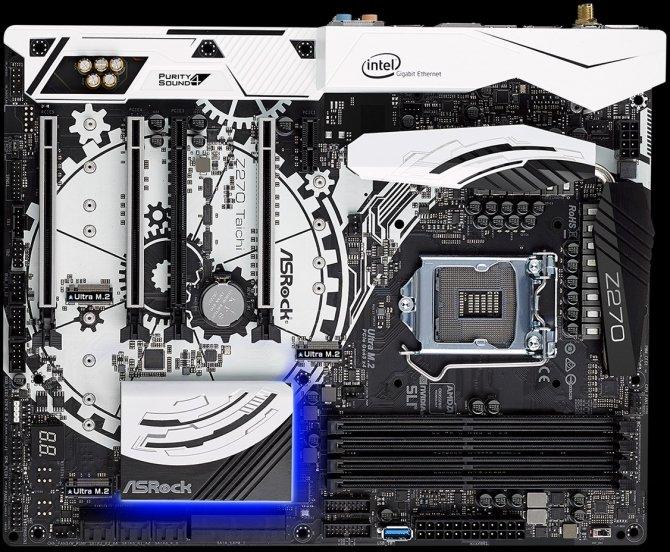 ASRock - Lista płyt głównych dla procesorów Intel Kaby Lake [7]