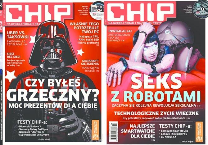 To koniec magazynu Chip oraz portalu internetowego Chip.pl [1]