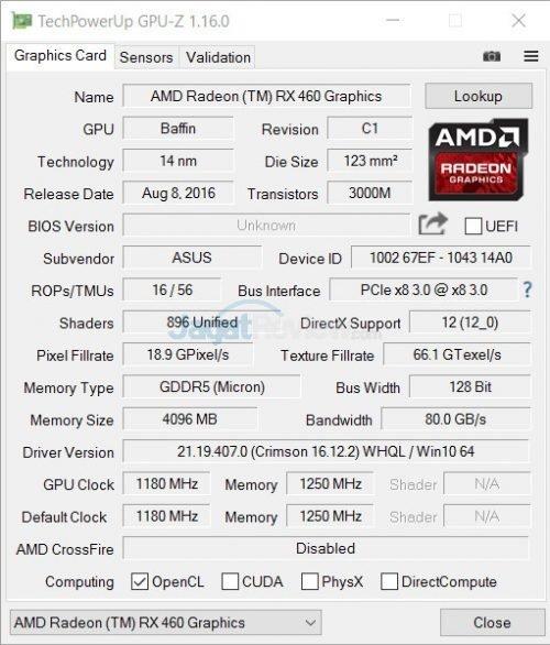 ASUS zapowiada laptopa X550IU z AMD APU oraz Radeonem RX 460 [5]