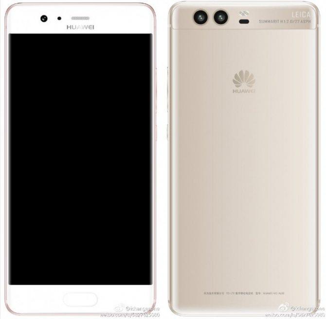 Wyciekły materiały przedstawiające Huawei P10 [1]