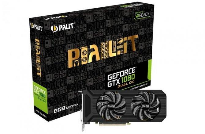 Palit GeForce GTX 1080 Dual OC - Pascal w skromnej obudowie [1]