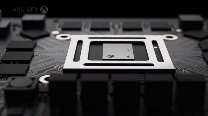 Kolejne szczegóły na temat specyfikacji konsoli Xbox Scorpio [1]