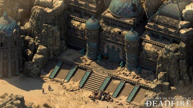 Pillars of Eternity II: Deadfire - gra została sfinansowana [1]