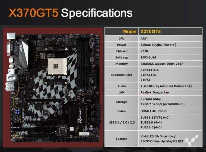 Biostar pokazuje Płyty główne AM4 z chipsetami X370 i B350 [3]