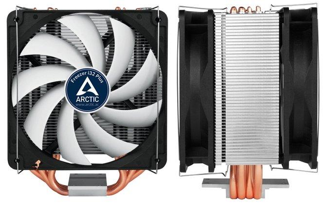 ARCTIC Freezer i32 Plus - półpasywne chłodzenie procesora [1]
