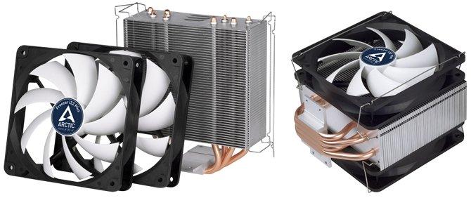 ARCTIC Freezer i32 Plus - półpasywne chłodzenie procesora [2]