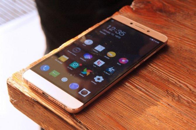 LeEco X10 - smartfon z dwoma podwójnymi aparatami [1]