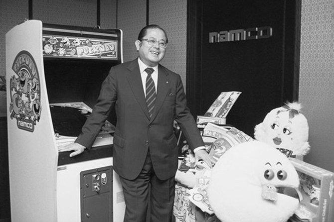 Zmarł Masaya Nakamura, ojciec Pac-Mana i założyciel Namco [1]