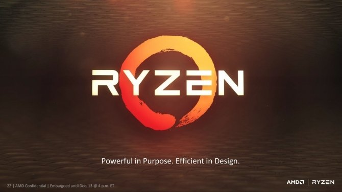 AMD ujawnia daty premiery procesorów Ryzen i układów Vega [1]