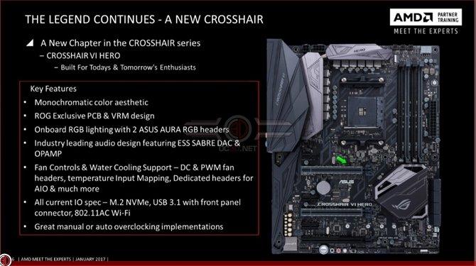 ASUS Crosshair VI Hero i Prime X370 - płyty główne pod AM4 [1]