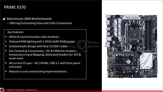ASUS Crosshair VI Hero i Prime X370 - płyty główne pod AM4 [2]