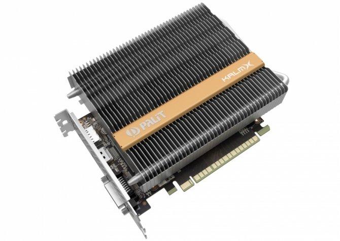 Palit GTX 1050 Ti KalmX - Pascal z pasywnym chłodzeniem [3]