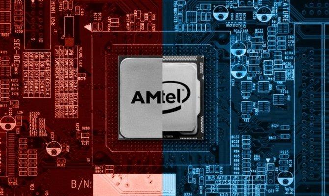Plotka: Pierwsz procesory Intela z iGPU od AMD w 2017 roku? [1]