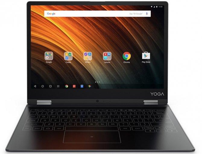Lenovo Yoga A12, czyli tańszy odpowiednik Lenovo Yoga Book [3]