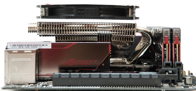Thermalright AXP-100RH - horyzontalne chłodzenie procesora [3]