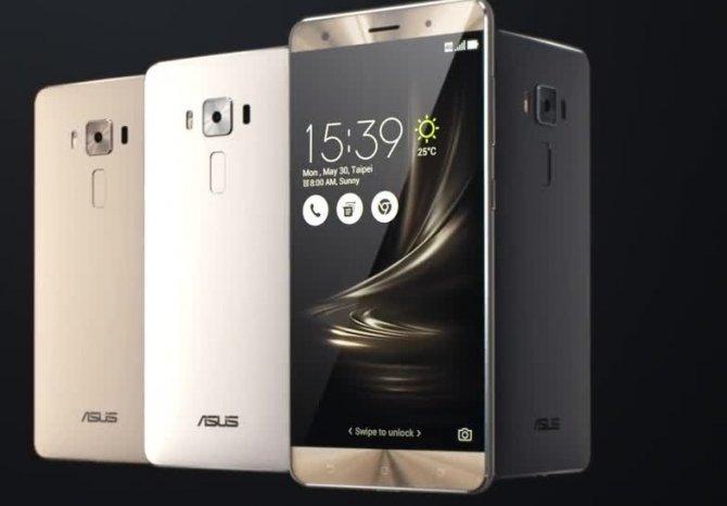 Właśnie poznaliśmy specyfikację smartfona ASUS ZenFone 4 [1]