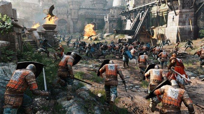 Ruszyła otwarta beta gry For Honor - potrwa do 12 lutego [1]