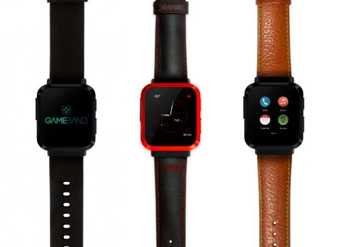 Gameband - pierwszy smartwatch dla graczy z grami Atari [4]