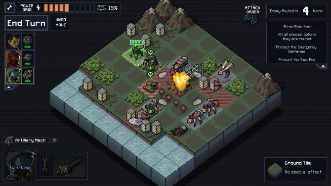 Into The Breach - kolejna gra twórców FTL: Faster Than Light [1]