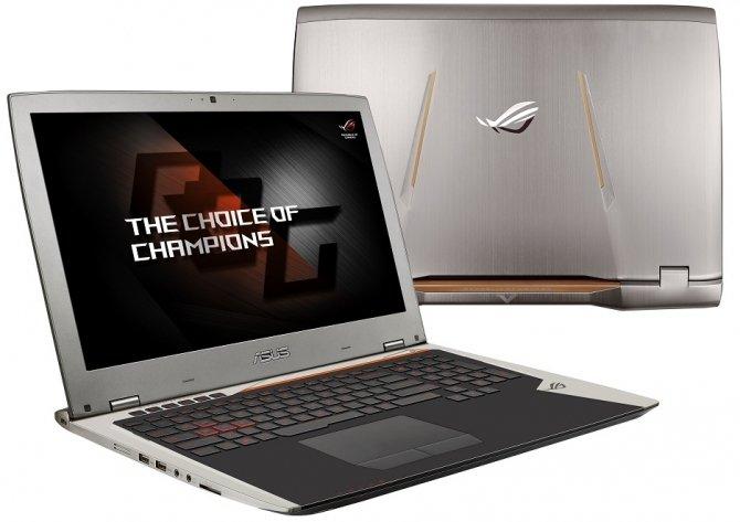ASUS liderem sprzedaży laptopów do grania w 2016 roku [1]