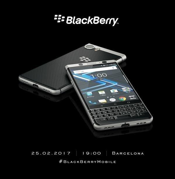 BlackBerry Mercury może zadebiutować 25 lutego [1]