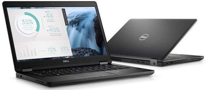 Dell Latitude 5480 z procesorem Intel Core i7-7820HQ [1]