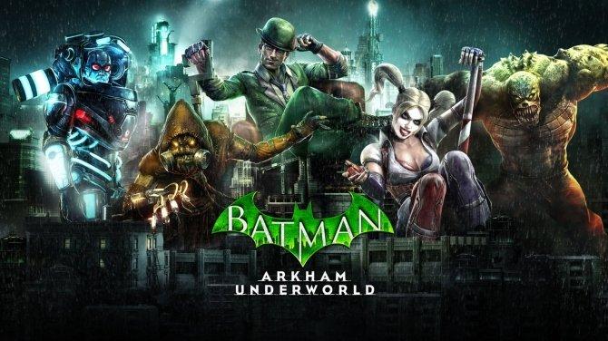 Batman: Arkham Underworld w końcu dostępny na Androidzie [1]