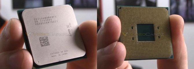 Do sieci wyciekły zdjęcia ukończonych procesorów AMD Ryzen [2]