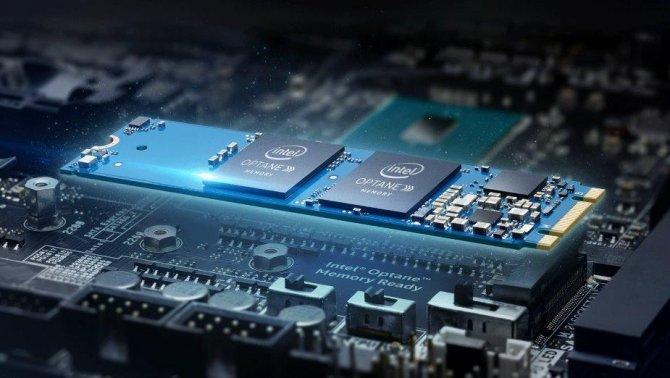 Intel ujawnił wymagania sprzętowe dla pamięci Optane [1]