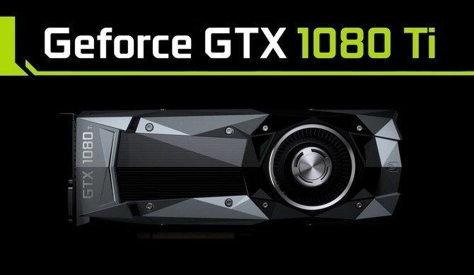 NVIDIA GeForce GTX 1080 Ti oficjalnie pojawi się 28 lutego [2]