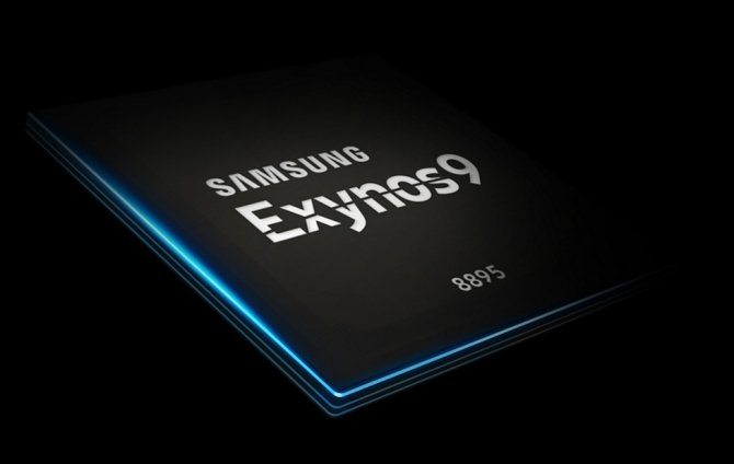 Samsung oficjalnie prezentuje procesor Exynos 8895 [1]