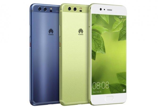 Huawei P10 i P10 Plus - nowe flagowce debiutują na MWC 2017 [1]