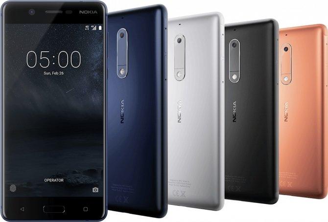Nowe smartfony Nokia oficjalnie debiutują na targach MWC [2]