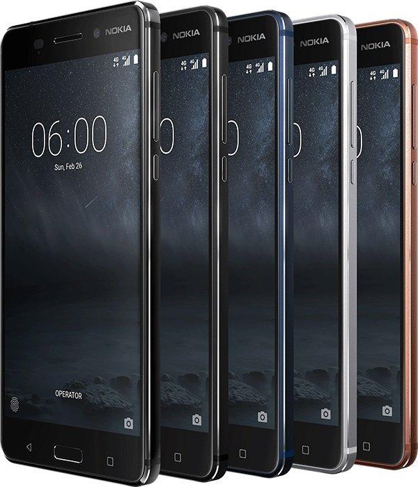 Nowe smartfony Nokia oficjalnie debiutują na targach MWC [3]