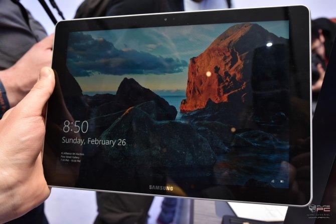 Samsung prezentuje Galaxy Book, czyli hybrydę z Windowsem 10 [5]