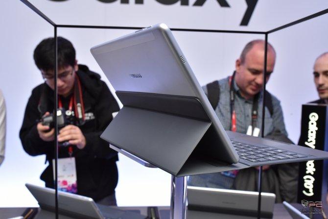 Samsung prezentuje Galaxy Book, czyli hybrydę z Windowsem 10 [8]
