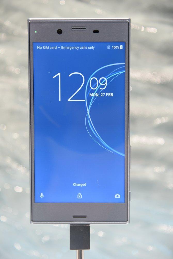 Sony prezentuje cztery nowe smartfony na targach MWC 2017 [4]