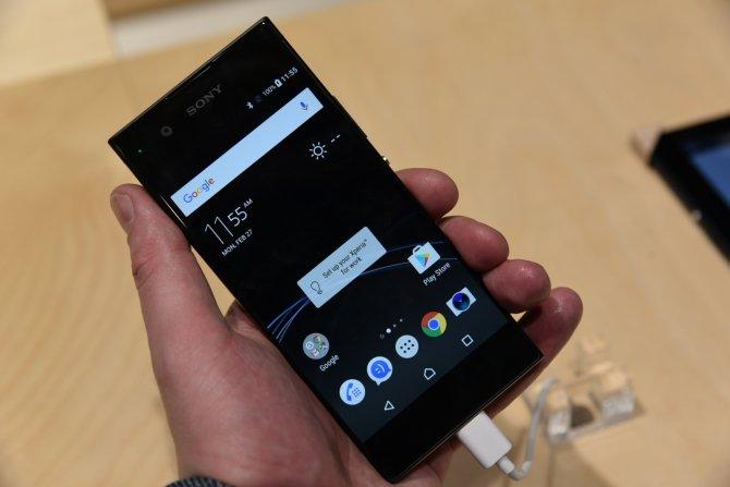 Sony prezentuje cztery nowe smartfony na targach MWC 2017 [9]