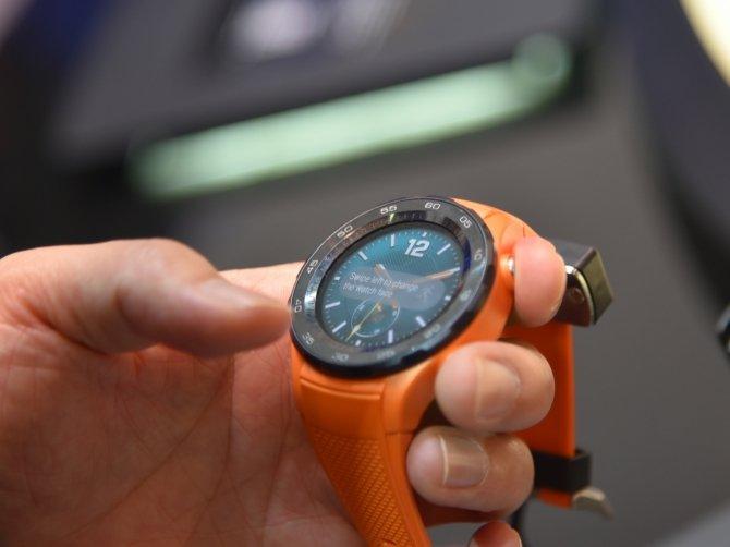 Huawei Watch 2 - nowy smartwatch zaprezentowany na MWC 2017 [3]