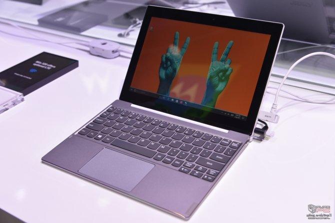 Lenovo prezentuje szereg urządzeń hybrydowych na targach MWC [2]