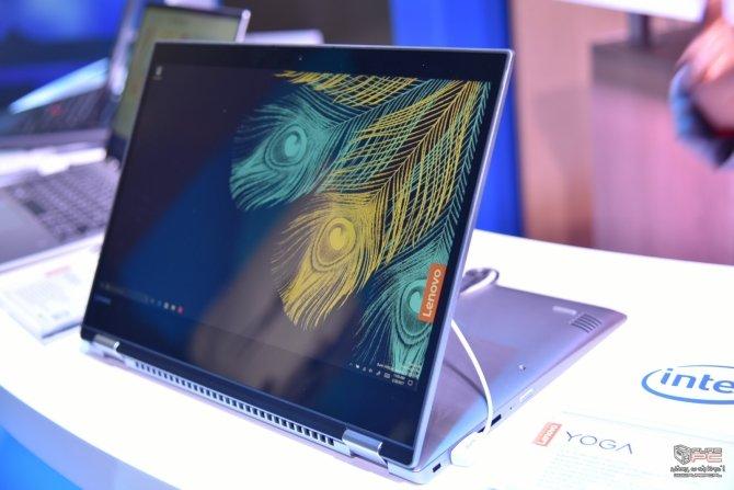 Lenovo prezentuje szereg urządzeń hybrydowych na targach MWC [11]