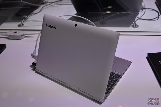 Lenovo prezentuje szereg urządzeń hybrydowych na targach MWC [3]