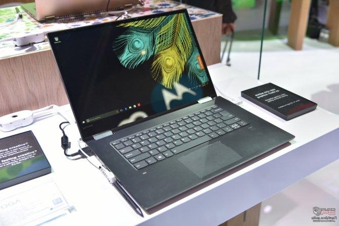 Lenovo prezentuje szereg urządzeń hybrydowych na targach MWC [5]