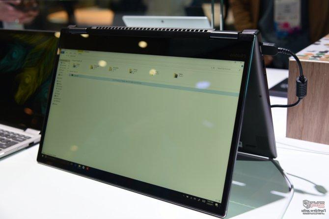 Lenovo prezentuje szereg urządzeń hybrydowych na targach MWC [7]