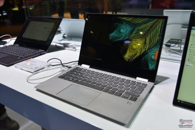 Lenovo prezentuje szereg urządzeń hybrydowych na targach MWC [8]