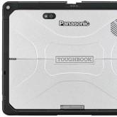Panasonic prezentuje na targach MWC hybrydę Toughbook CF-33